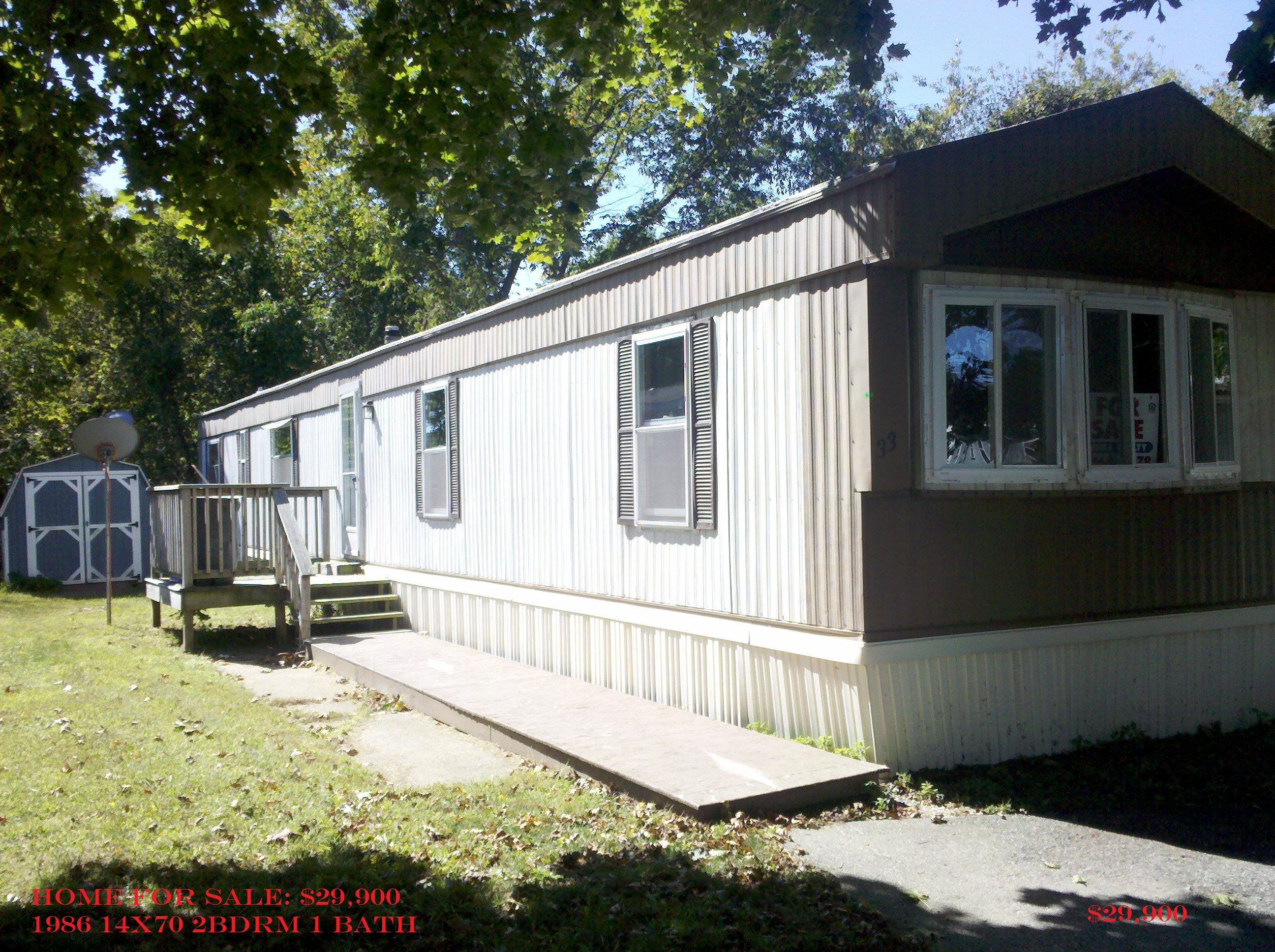 New Mobile Homes For Sale