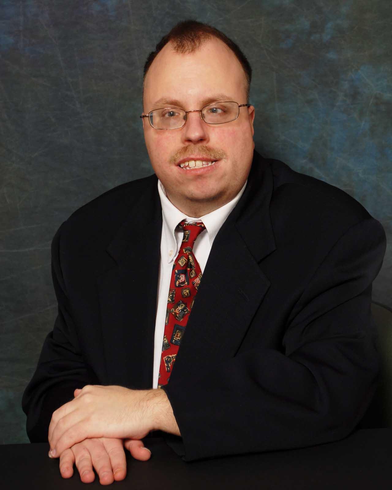 Jamie Lazaroff Self Advocate Coordinator