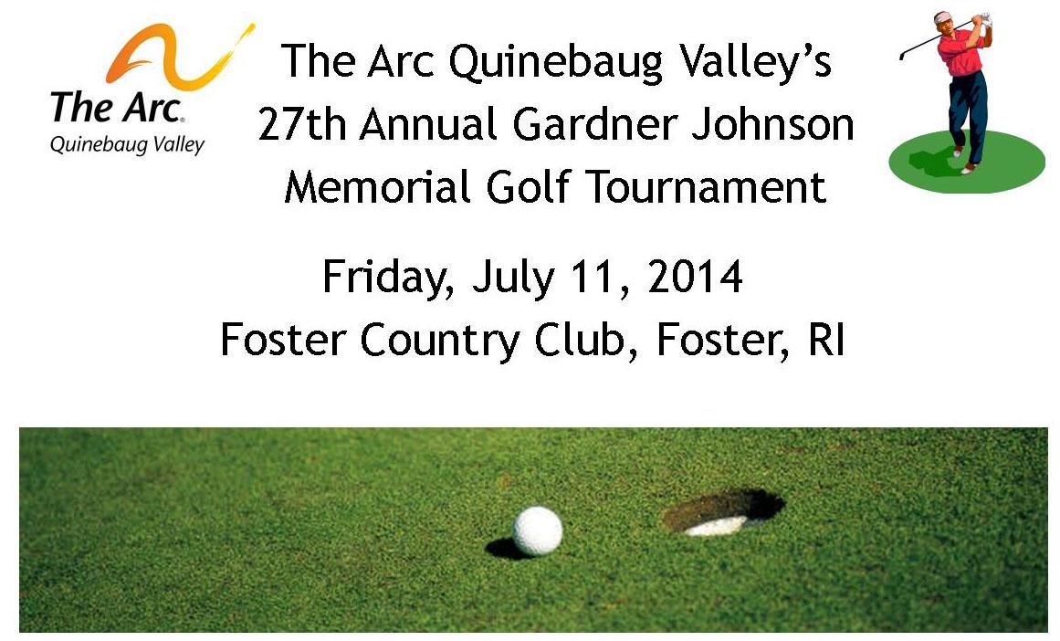 The Arc Quinebaug Valley Golf Tournament