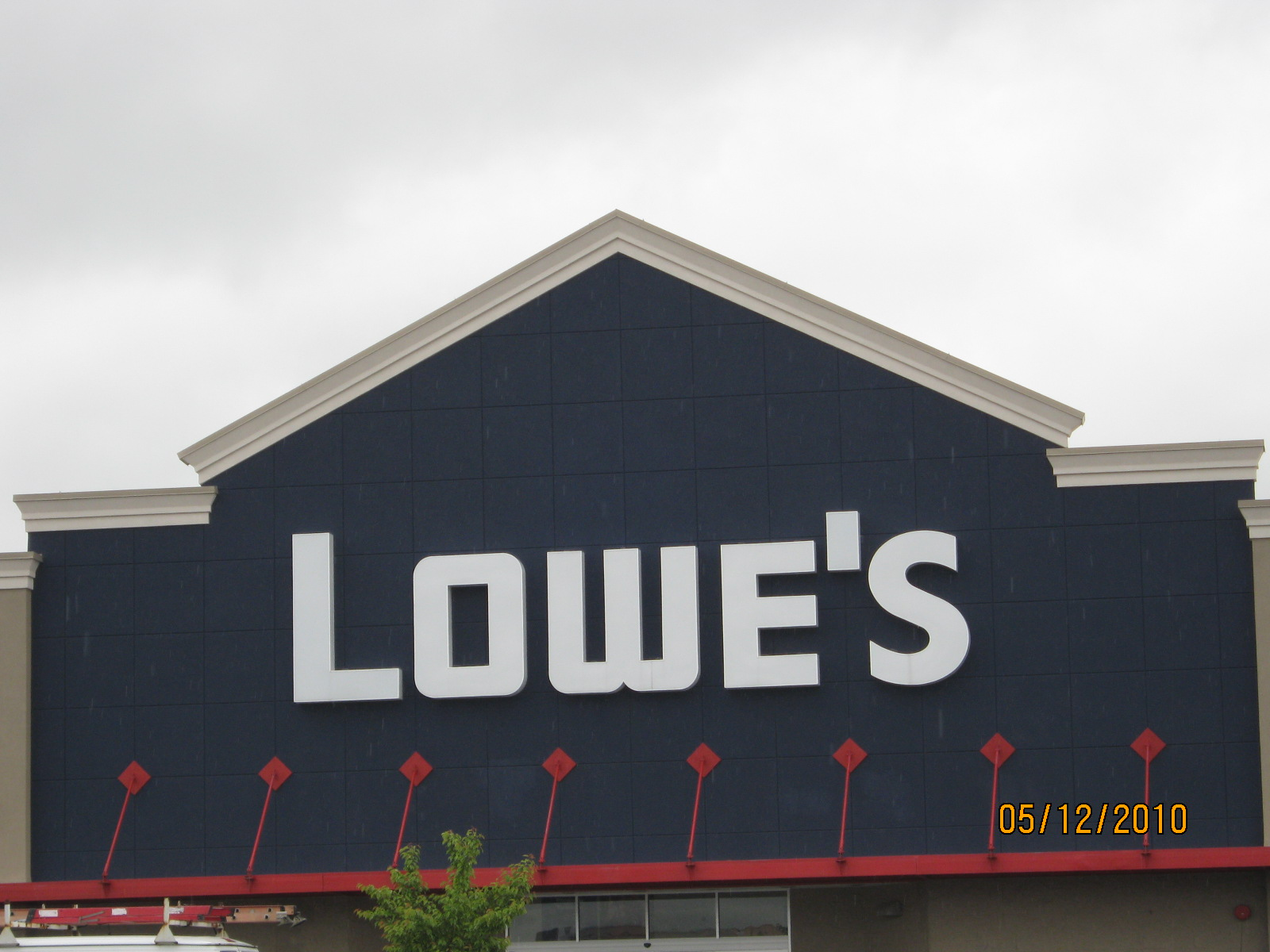 Lowe's supported employment
