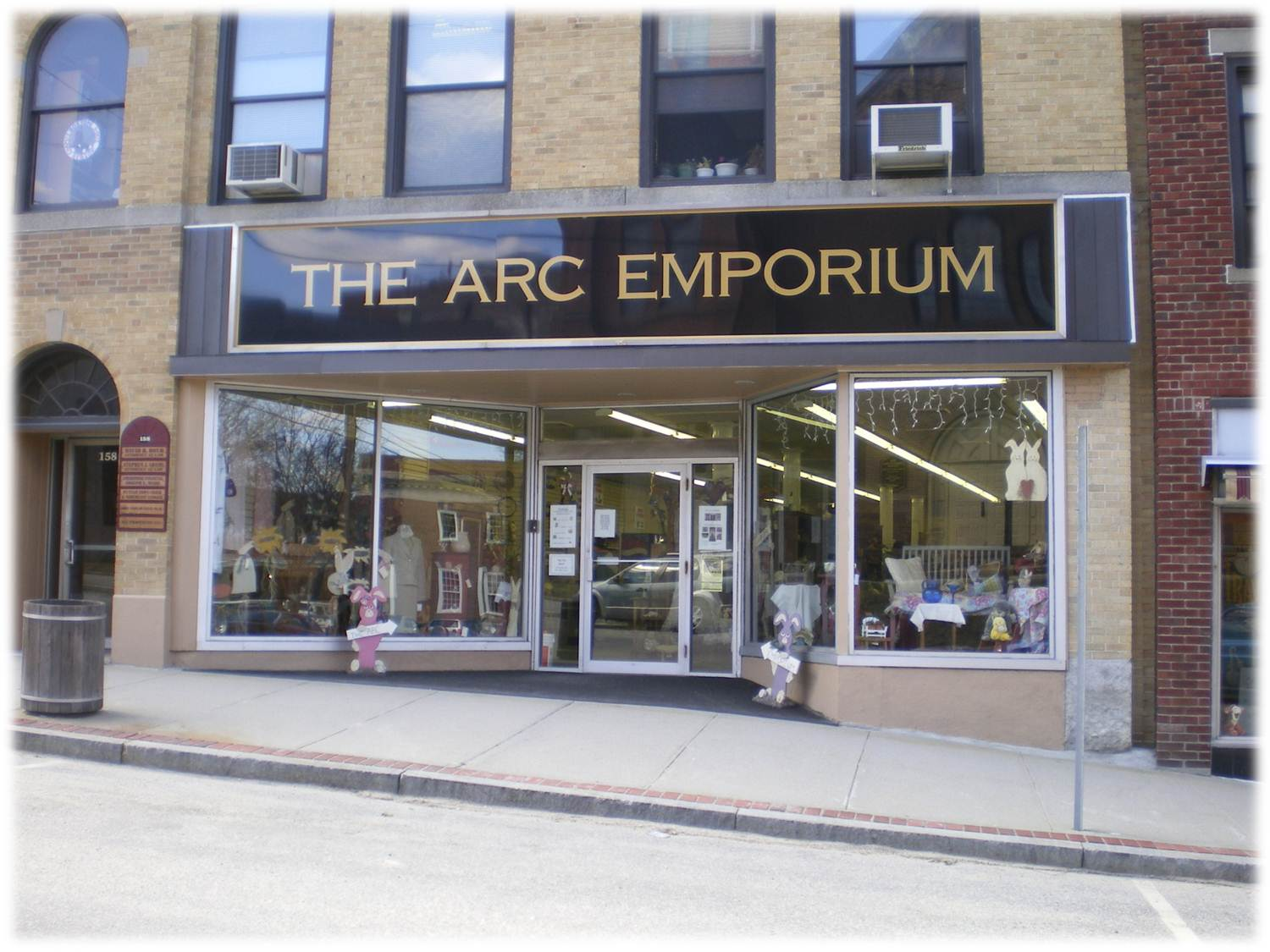 The Arc Emporium Putnam thrift store